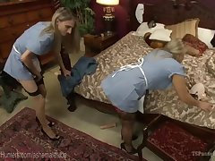 Kinky Maid Sex Party