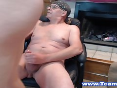Hunk Guy Fucked GF Shemale Tight Ass Hard
