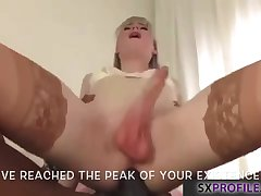 Hard anal with blonde